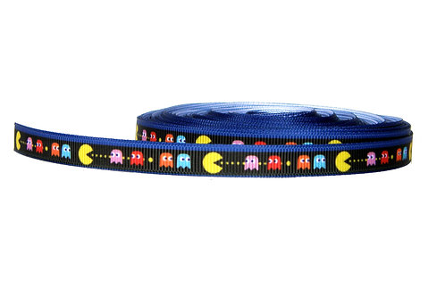 12.7mm Wide Pacman Double Ended Lead