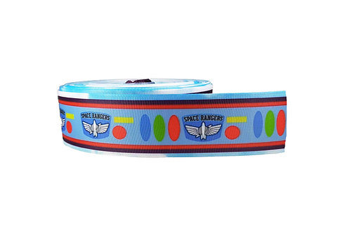 38mm Wide Space Ranger Martingale Collar