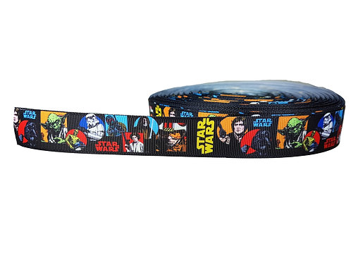 25mm Wide Star Wars Comic Double Ended Lead