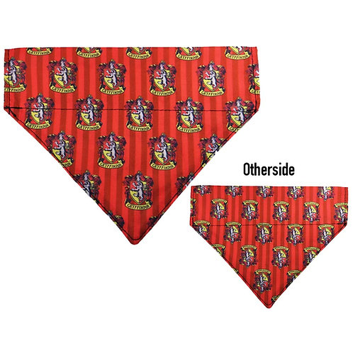 Medium Gryffindor Bandana