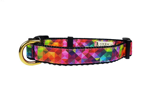 19mm Wide Kaleidoscope Collar