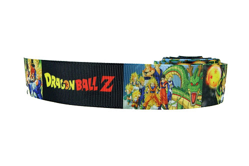 25mm Wide Dragon Ball Z Martingale Collar