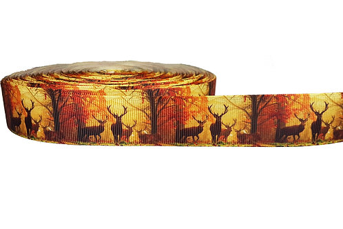 25mm Wide Deer Martingale Collar