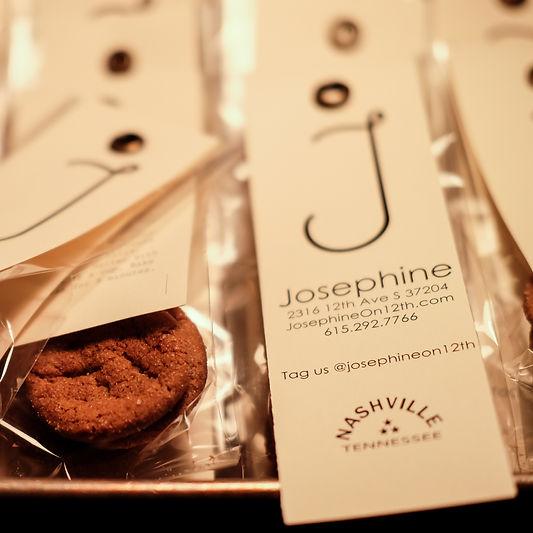 Cookies Josephine Nashville