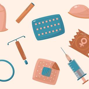 Quais são os métodos anticoncepcionais mais comuns?