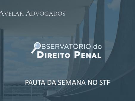 ODP — STF - Pauta da Semana - 07.06.2021