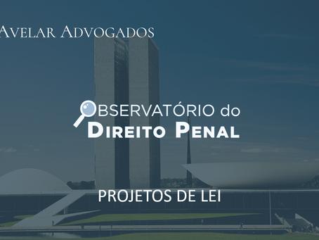 ODP — Projetos de Lei da Semana - 17.05.2021