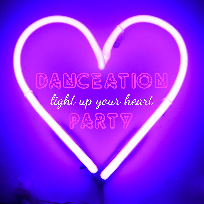 Light Up Your Heart Party