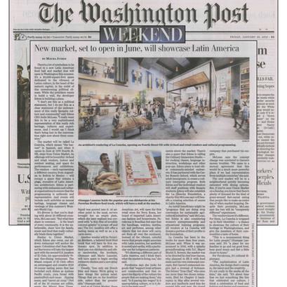 Washington Post Weekend Print Edition