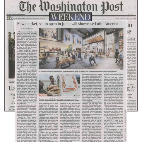 Washington Post Weekend Print Edition