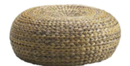 Beige Seat Cushion - Textured.png