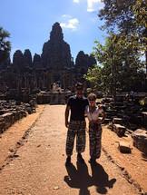 Angkor Wat Fashion Statement #mustwearelephantpants