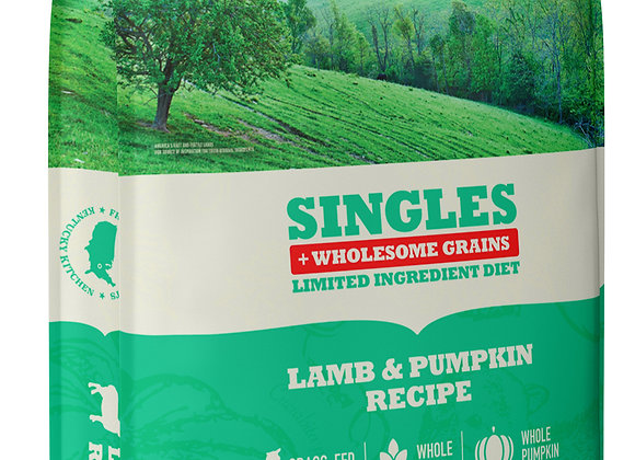 Acana Lamb and Pumpkin Nature-Based Dry Dog Food with Wholesome Grains