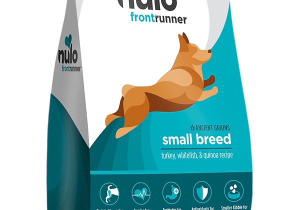 Nulo Frontrunner High-Meat Small Breed Dog and Puppy Kibble