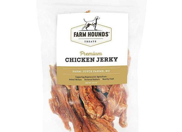 Organic Chicken Jerky Dog Training Treats