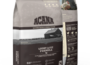 "Acana ""Light & Fit"" Nature-Based Dry Dog Food"