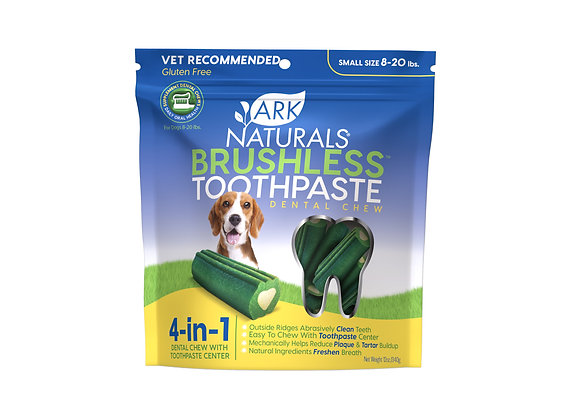 Ark Naturals - Brushless Toothpaste Chewable Small-Medium - 12 oz