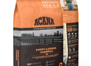 Acana Puppy & Junior Formula Nature-Based Dry Dog Food