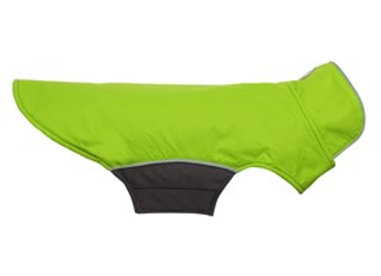 Apex All-Weather Dog Jacket - Apple Green