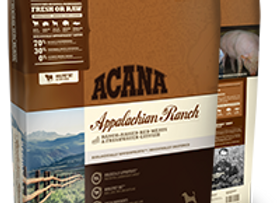 "Acana ""Appalachian Ranch"" Nature-Based Dry Dog Food"