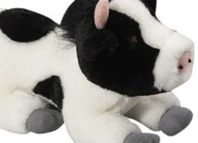 Look Who's Talking! Plush Cow Mooing Toy for Dogs