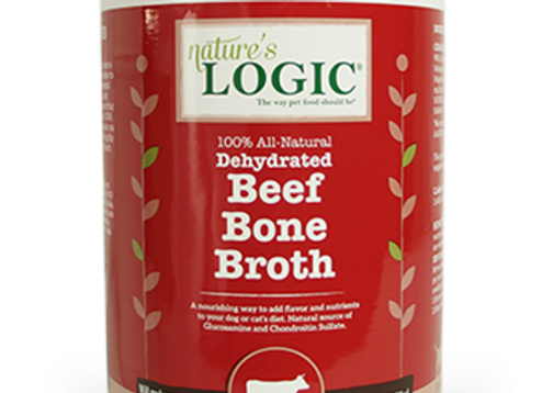 Nature's Logic Dehydrated Beef Bone Broth for Dogs