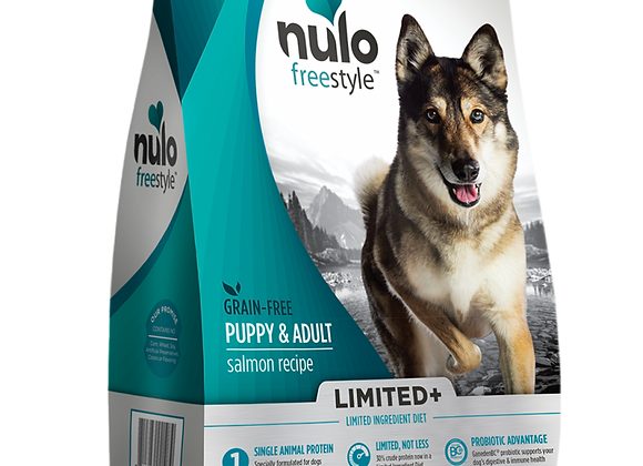 Nulo Freestyle Grain-Free Dog and Puppy Food - Salmon Recipe