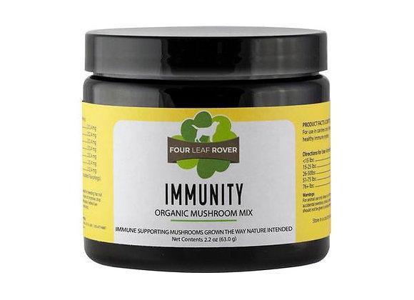 Immunity Organic Mushroom Mix Dog Immune System Booster