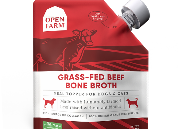 Open Farm Beef Bone Broth