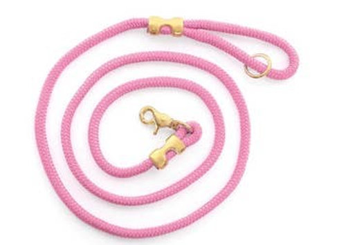 Orchid Rope All-Weather 6' Dog Leash