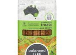 Balanced Life Dried Lamb Treats for Dogs