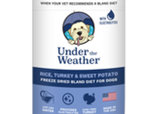 Under the Weather Gentle Dog Food for Upset Stomach - Turkey and Swee