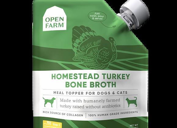 Open Farm Turkey Bone Broth