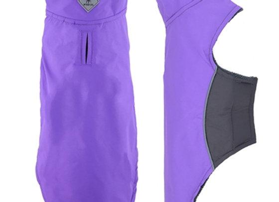 Apex All-Weather Dog Jacket - Purple