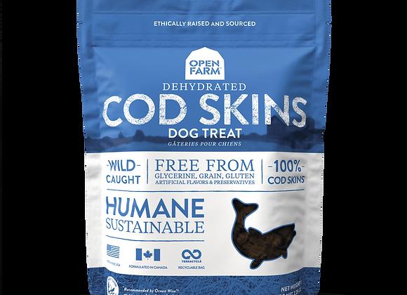 Open Farm Dehydrated Cod Skin Dog Treats
