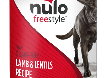 Nulo Freestyle Canned Dog Food - Lamb & Lentils, case of 12