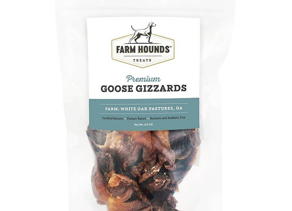 Farm Hounds All Natural Goose Gizzards Dog Treats