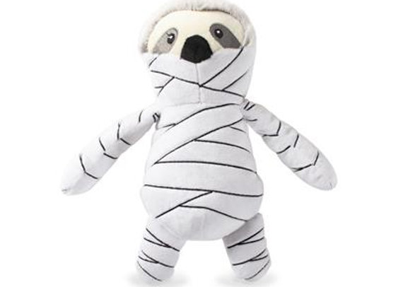 Mummy Sloth Plush Toy for Dogs