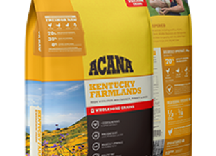 "Acana ""Kentucky Farmlands"" Nature-Based Dry Dog Food"
