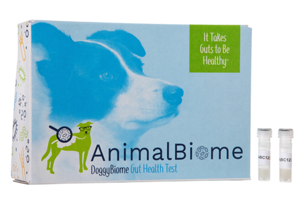 DoggyBiome Gut Health Test Kit