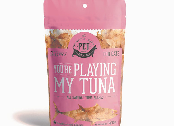 """""""You're Playing My Tuna"""" Food Topper"""