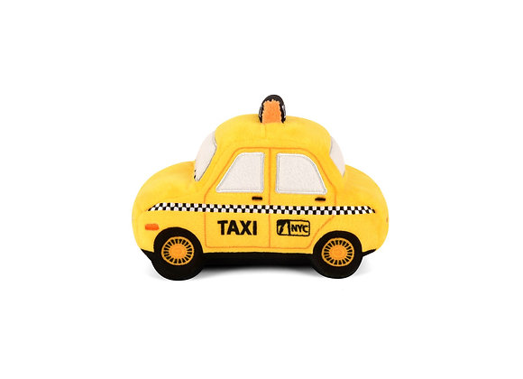Taxi Plush Dog Toy from P.L.A.Y.