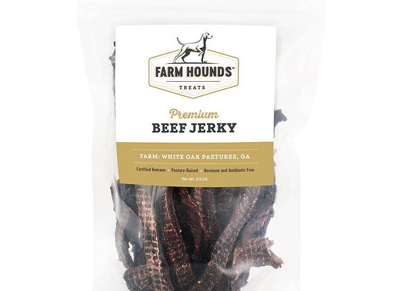 Organic Beef Jerky Dog Training Treats