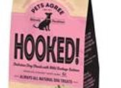 Hooked! Wheat-free Salmon Treats for Dogs