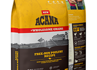 Acana Free-Run Poultry Nature-Based Dry Dog Food with Wholesome Grains