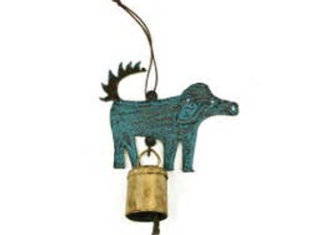 Dog Design Bell for Indoors or Outdoors