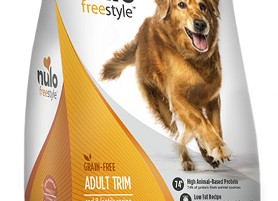 "Nulo Freestyle Grain-Free Dog Food - ""Trim"" Cod and Lentil Recipe"