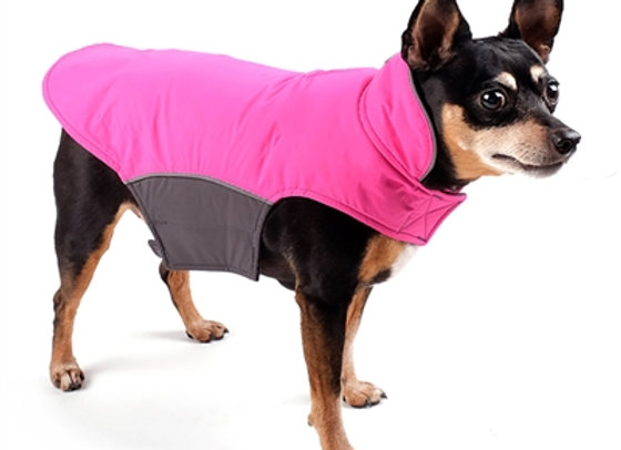 Apex All-Weather Dog Jacket - Pink