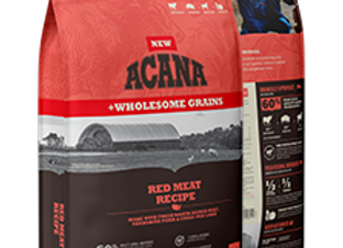 Acana Red Meat Nature-Based Dry Dog Food with Wholesome Grains