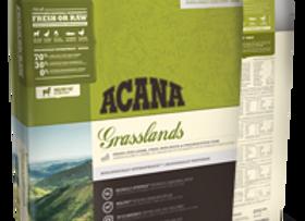"Acana ""Grasslands"" Nature-Based Dry Dog Food"